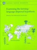 Examining the Farming/Language Dispersal Hypothesis